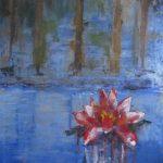 Bikkel - Lily - acryl on canvas - 80x60cm - 2020 21