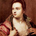 01-Portrait of Marietta Robusti (La Tintoretta) by Jacopo Tintoretto