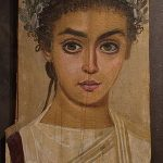 Mummy_portrait_of_a_girl,_AD_120-150,_Roman_Egypt,_wax_encaustic_painting_on_sycamore_wood,_Liebieghaus,_Frankfurt_am_Main_(14304151412)