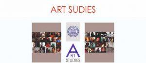 ART STUDIESAS